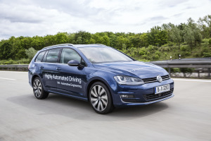 Hochautomatisiertes Fahren; Highly Automated Driving